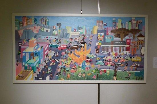 D Exhibition Bangkok : Best of art thesis exhibition picture queen