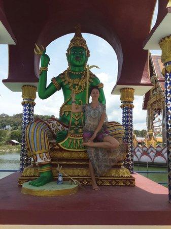 Wat Plai Laem: Блаженство! )