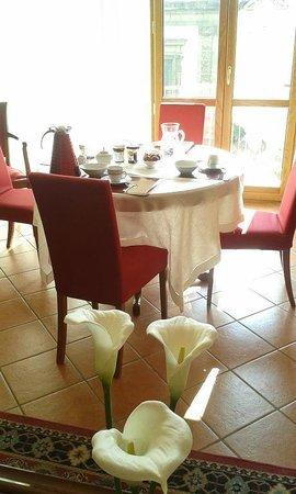 B&B Napoli Porta di Mare: la colazione 2