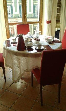 B&B Napoli Porta di Mare: la colazione