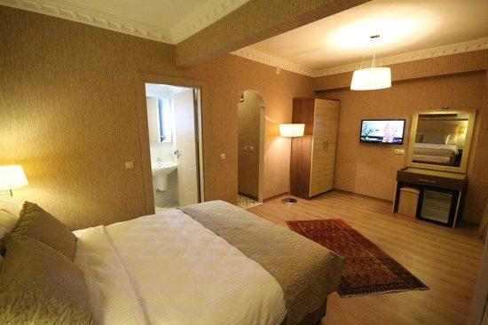 Siesta Hotel: room
