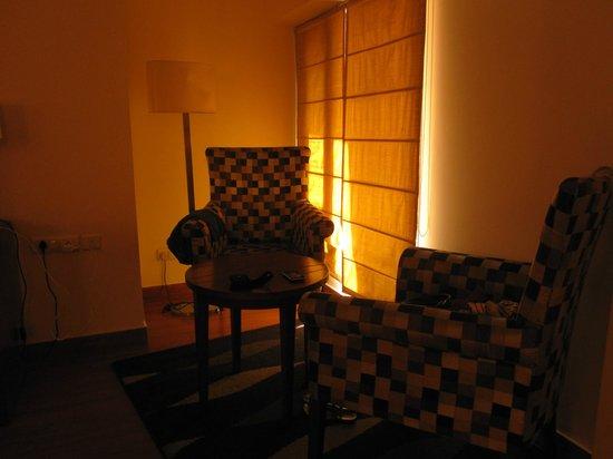 Ahuja Residency Sunder Nagar: Room