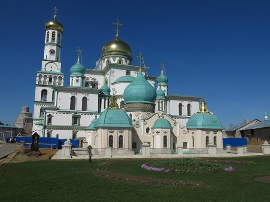 New Jerusalem Monastery of Resurrection : 2