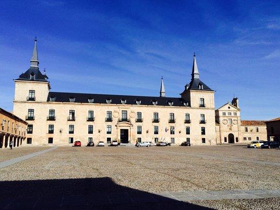 Parador de Lerma : A nice home for a Duchess or a weary traveller!