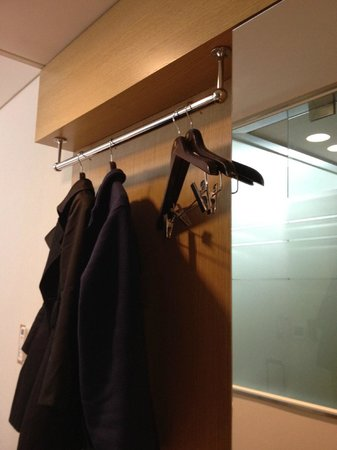 Aventree Hotel Jongno : So-Called Closet