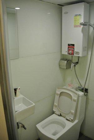 I-Hotel Limited: Single/Double Room# 2