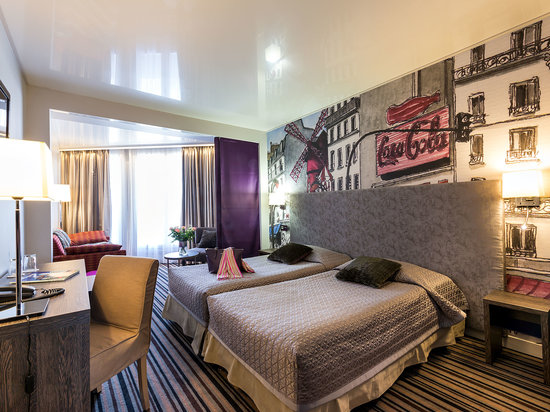 Hotel Harvey: Etoile superior room