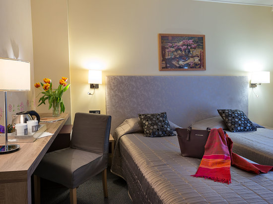 Hotel Harvey: Opera standard room