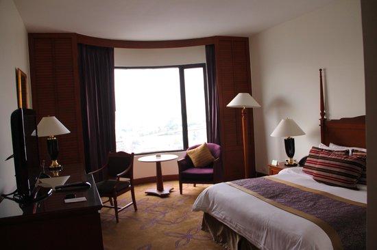 Century Park Hotel: Hotel room view