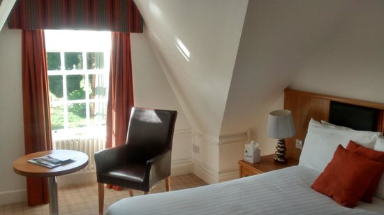 Best Western Buchanan Arms Hotel & Leisure Club : My room