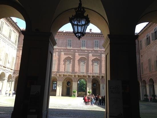 Palazzo Reale : Enticing View