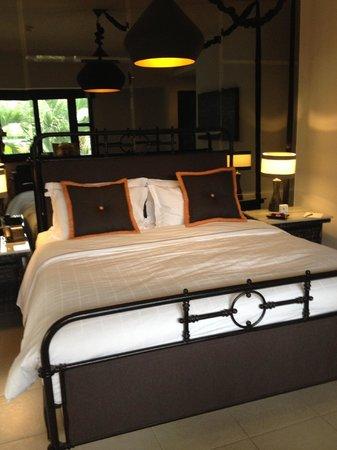 Shinta Mani Shack: Bedroom