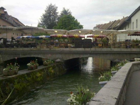 Atipik Hôtel Alexandra : Canal marché