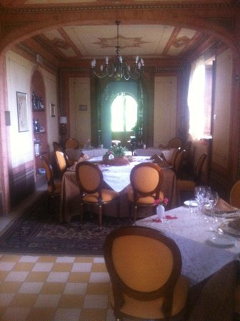 Relais Castelluccio Palusse: ristorante