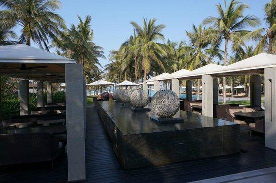 Four Seasons Resort The Nam Hai, Hoi An: Frühstücksbereich