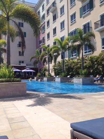 Pool Picture Of Manila Marriott Hotel Pasay Tripadvisor