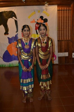 Sterling Thekkady: Classical Dance Performers