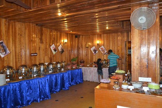 Sterling Thekkady: The Restaurant