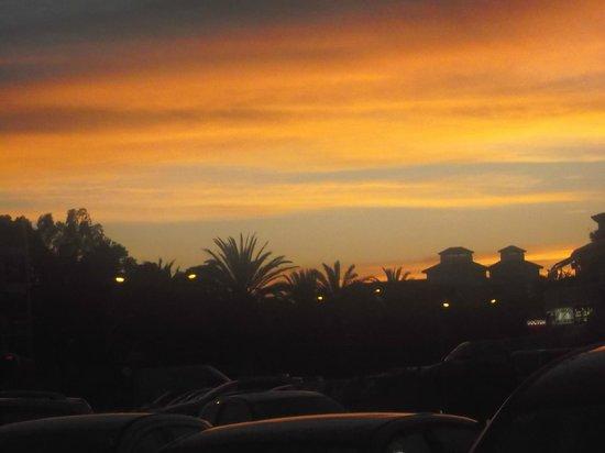 Marola Portosin: sunset