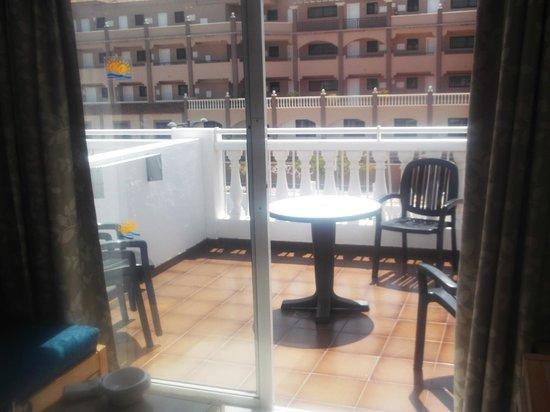 Marola Portosin: balcony