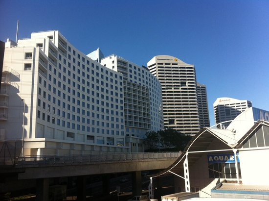 Hyatt Regency Sydney: Darling Harbour side