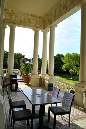 The Club House - Golf Nîmes Campagne : Terrasse Sud Est