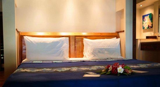 Etu Moana: Bedding