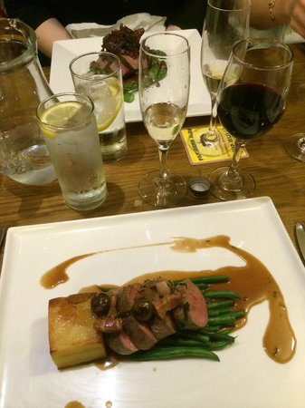 The Wortley Arms: Lamb - gorgeous