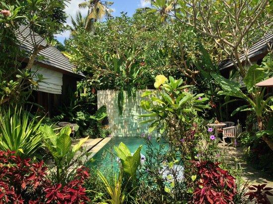 Tri Sandhya Villa: 全景