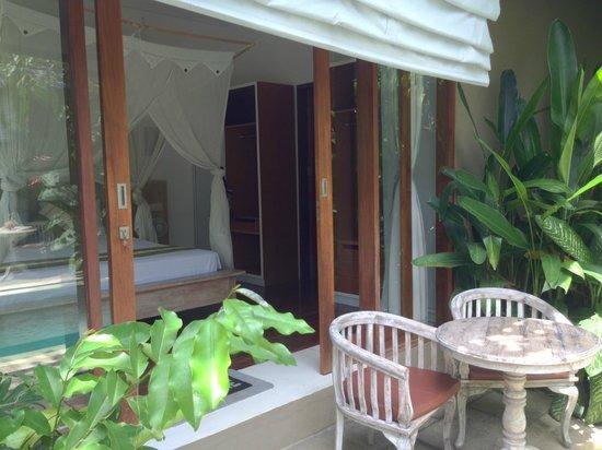 Tri Sandhya Villa: ヴィラ