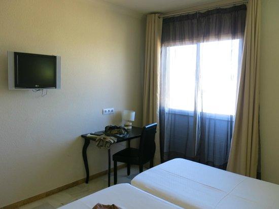 Hotel Doña Carmela: habitacion doble
