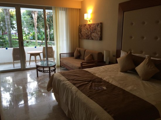 Grand Riviera Princess All Suites Resort & Spa : Standard room 7063