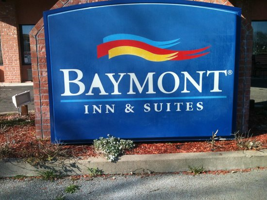 Baymont Inn & Suites Anderson : Baymont , Anderson