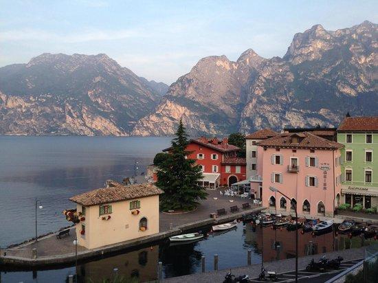 Hotel Lago di Garda: vista lago