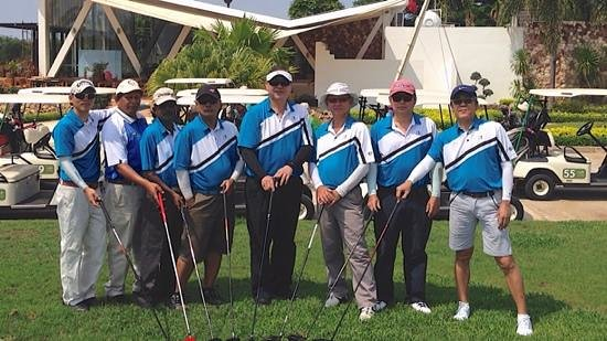 Angkor Golf Resort: KakiGB 2014 Siem Reap Golf Tour