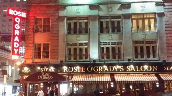Rosie O'Grady's : More the a pub