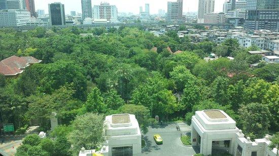 Siam Kempinski Hotel Bangkok : View