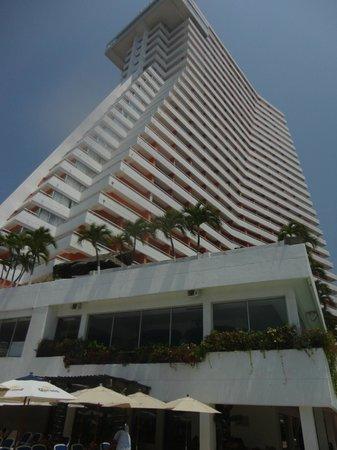 Gran Plaza Hotel Acapulco: Vista increible