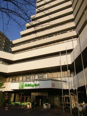 Leonardo Royal Hotel Frankfurt: 設備は近代的