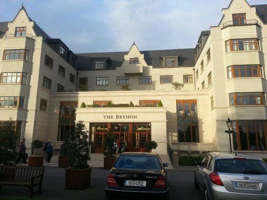 The Brehon: entrée hôtel
