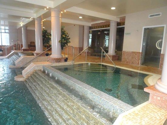 The Brehon : spa