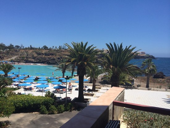 Alborada Beach Club: Balcony view