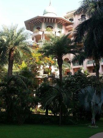The Leela Palace Bengaluru : Le jardin