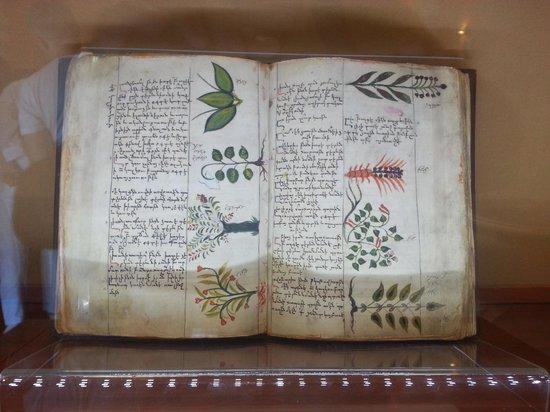 Matenadaran - The Museum of Ancient Manuscripts: травник