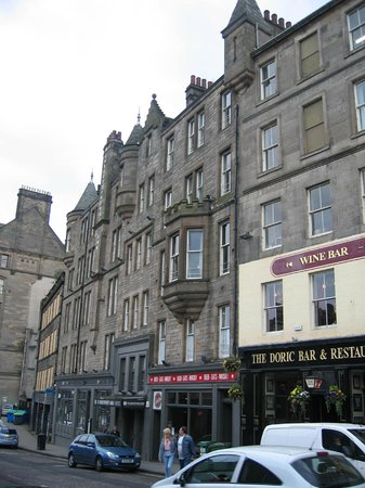 St. Christopher's Inn Edinburgh : St. Christopher's Inn