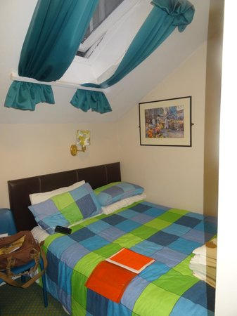 Barnacles Hostel Galway: chambre 1