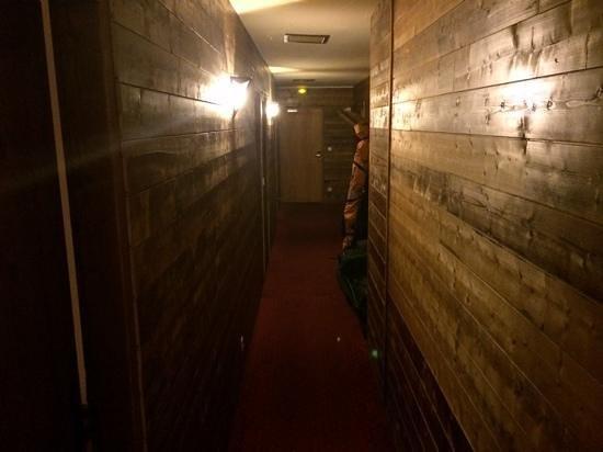 Chalet Koala corridor