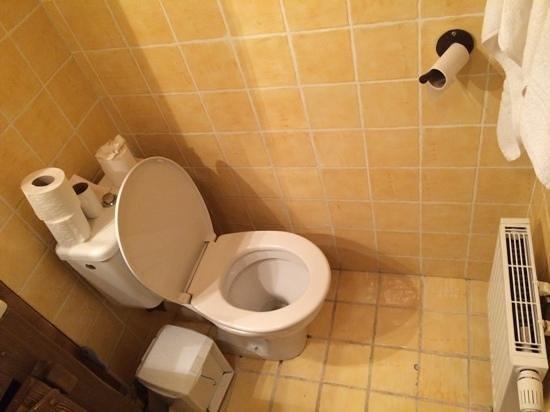 Chalet Koala : Room Toilet