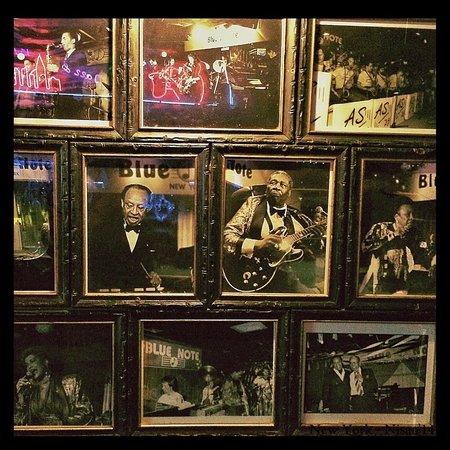 Blue Note Jazz Club: oldies