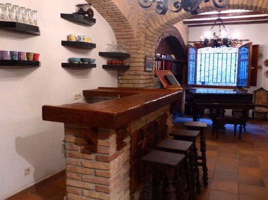 Casa Rural Badaran Di Vino : Nuestra barrita de bar